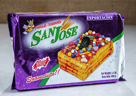 Turrones San Jose
